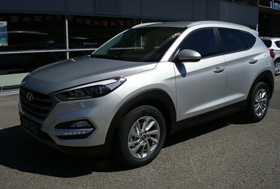 Hyundai Tucson 2,0 CRDI 4WD Edition 25 Aut. Edition 25 - 1