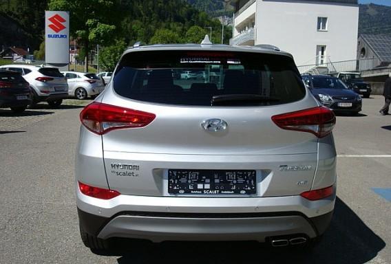 Hyundai Tucson 2,0 CRDI 4WD Edition 25 Aut. Edition 25 - 2