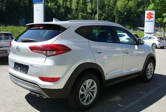 Hyundai Tucson 2,0 CRDI 4WD Edition 25 Aut. Edition 25 - 3