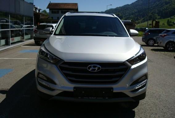 Hyundai Tucson 2,0 CRDI 4WD Edition 25 Aut. Edition 25 - 5