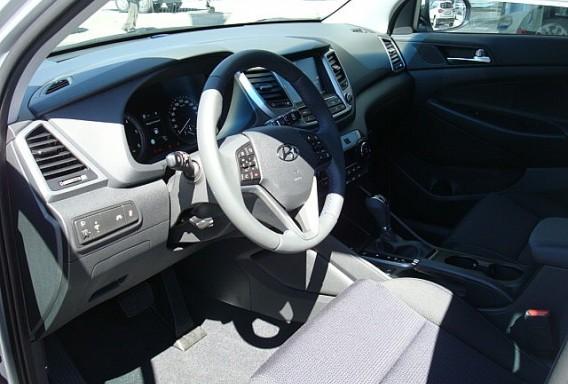 Hyundai Tucson 2,0 CRDI 4WD Edition 25 Aut. Edition 25 - 6