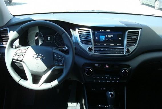 Hyundai Tucson 2,0 CRDI 4WD Edition 25 Aut. Edition 25 - 8