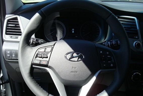 Hyundai Tucson 2,0 CRDI 4WD Edition 25 Aut. Edition 25 - 9