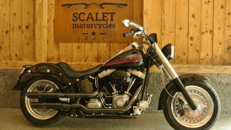 Harley-Davidson FLSTF Fat Boy  - 1