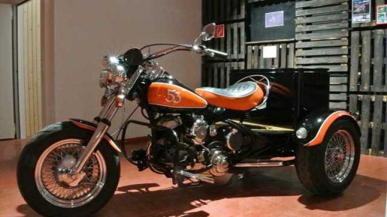 Harley-Davidson Servi Car Flathead  - 1