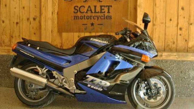Kawasaki ZX T10C  - 1