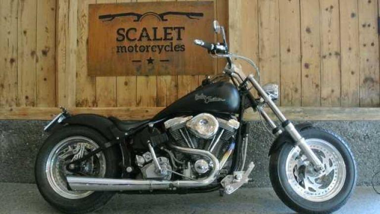 Harley-Davidson Softail Custom FXSTC  - 1